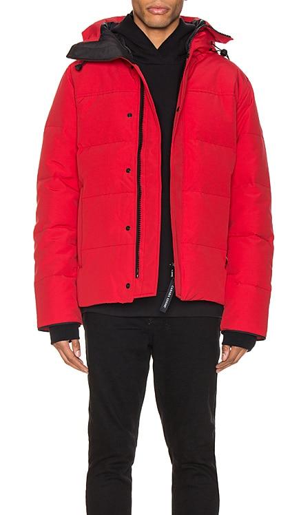 BLOUSON MATELASSÉ MACMILLAN Canada Goose $895