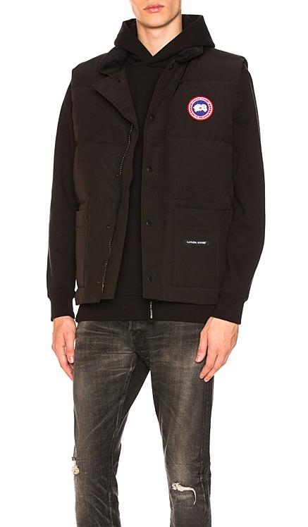 Freestyle Crew Vest Canada Goose $450 BEST SELLER