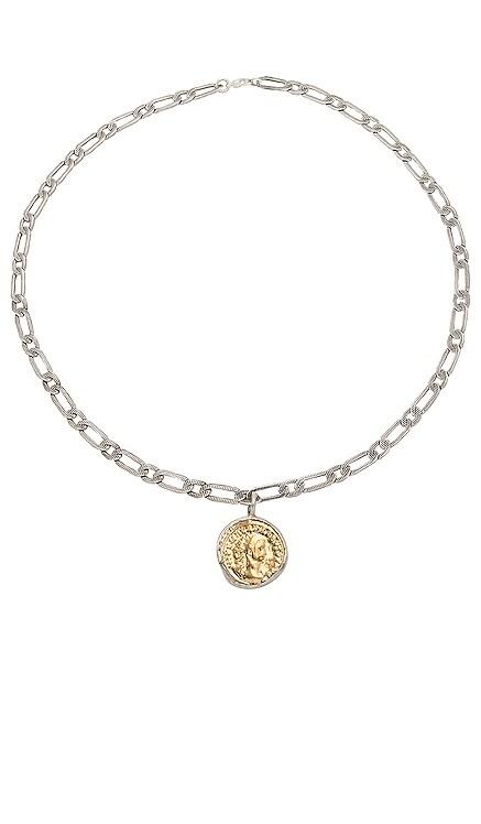 Aurelian Coin Necklace Child of Wild $98 BEST SELLER