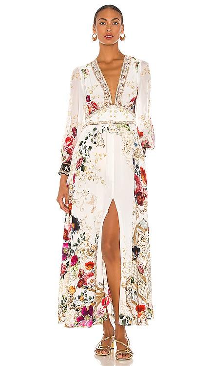 Button Dress Camilla $799