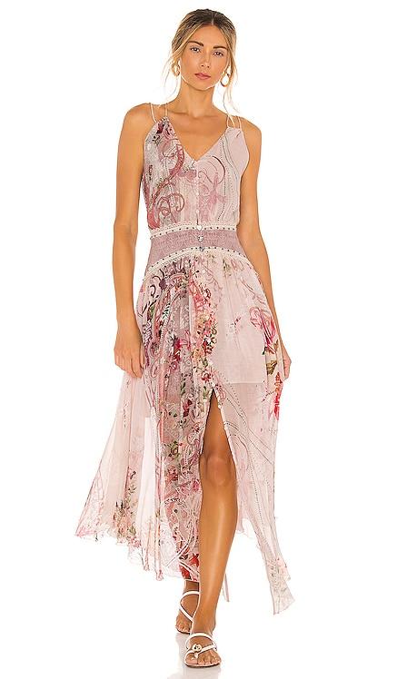 Shaped Waistband Dress Camilla $749 BEST SELLER