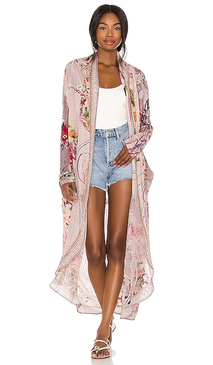 Long Casual Jacket Camilla $599 BEST SELLER