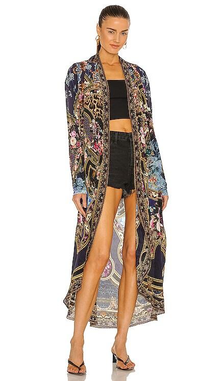 Long Casual Jacket Camilla $599 NEW