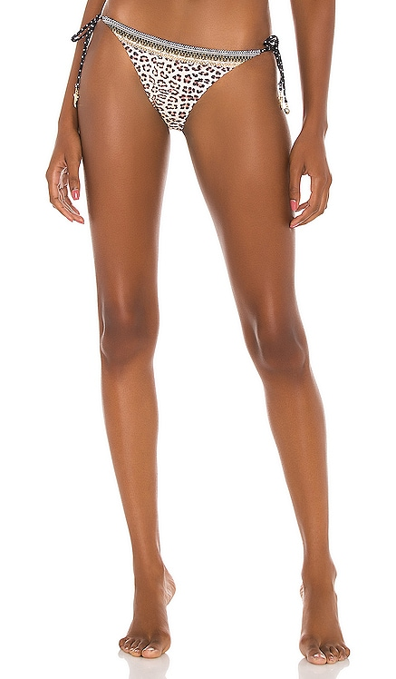 Tie Side Bikini Bottom Camilla $179 NEW