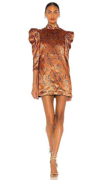 Paisley Karen Dress Cinq a Sept $495 NEW