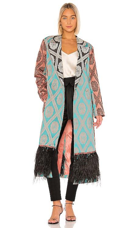 Phoebe Coat Cinq a Sept $334