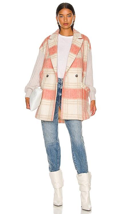 Aretha Coat Cinq a Sept $695