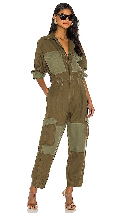 Camille Cuffed Leg Jumpsuit Citizens of Humanity $578