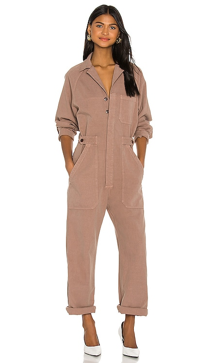 Shay Easy Side Button Jumpsuit Citizens of Humanity $388
