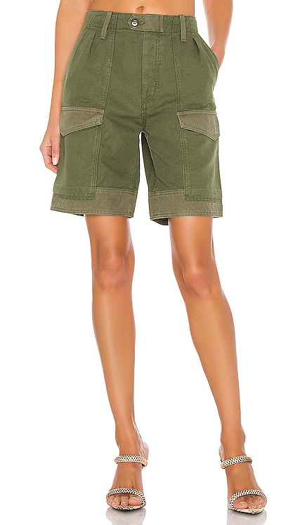 Lily High Waisted Surplus Short Citizens of Humanity $208