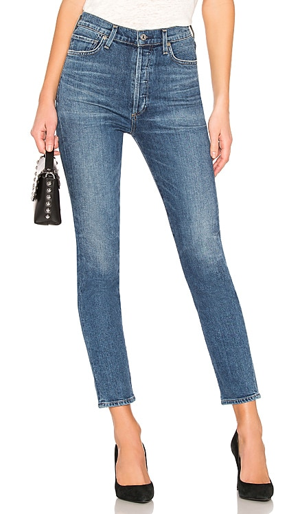 Olivia High Rise Slim Citizens of Humanity $238 BEST SELLER