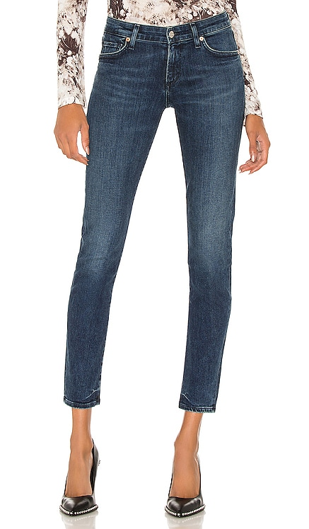 Racer Low Rise Skinny Citizens of Humanity $248 NEW