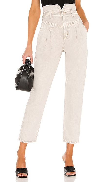 Maeve Pleated Jean Citizens of Humanity $162