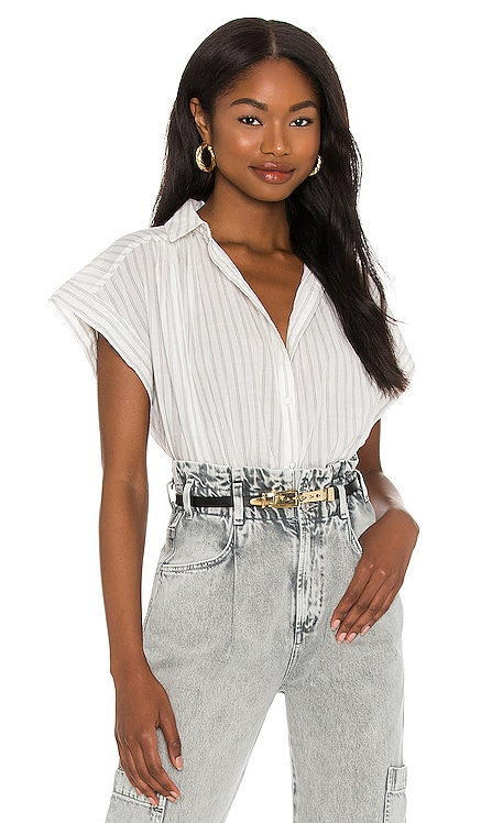 Penny Short Sleeve Blouse Citizens of Humanity $178 NEW