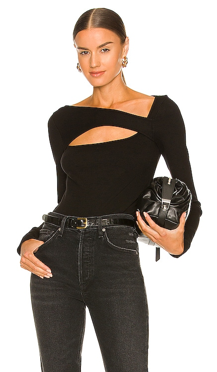 Iris Long Sleeve Cut Out Top Citizens of Humanity $128 NUEVO