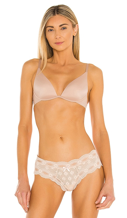 Lightly Lined Plunge Bra Calvin Klein Underwear $48