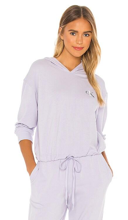SWEAT À CAPUCHE CK ONE Calvin Klein Underwear $24 (SOLDES ULTIMES)