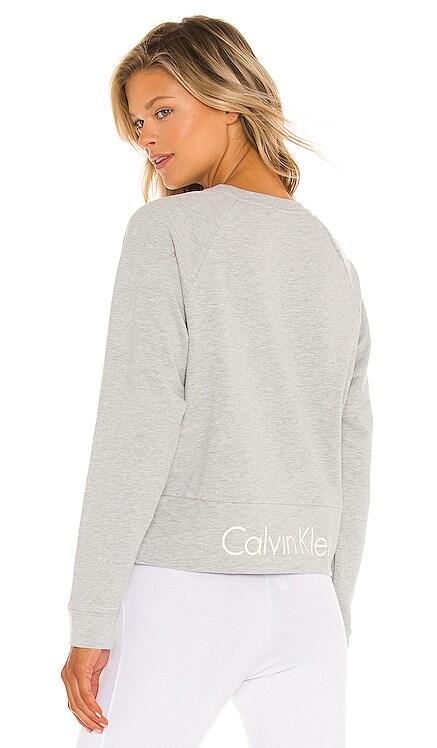 Eco Lounge Sweatshirt Calvin Klein Underwear $54 NEW