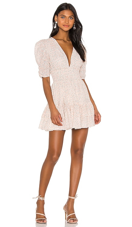 ROBE COURTE SADIE Cleobella $158 BEST SELLER