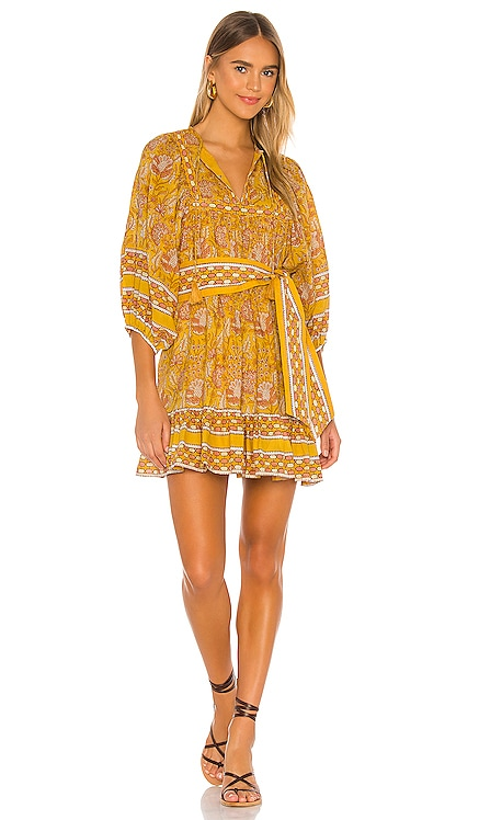 Magdalena Mini Dress Cleobella $198 BEST SELLER