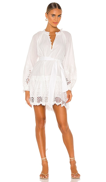 Lucine Mini Dress Cleobella $228 NEW
