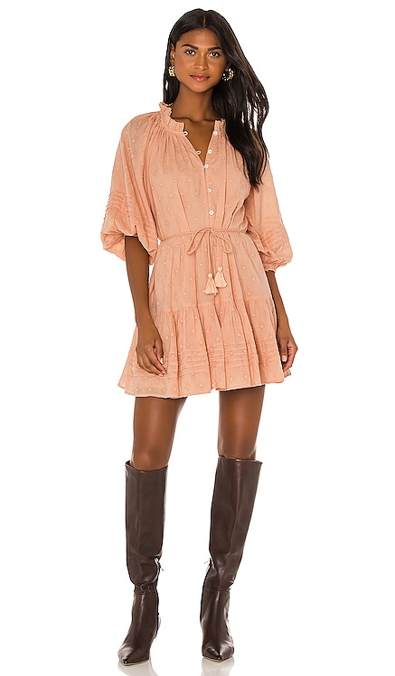 Jada Mini Dress Cleobella $198 NEW