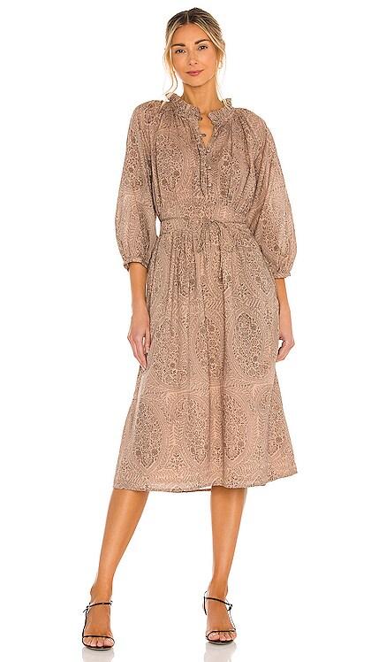 Fern Midi Dress Cleobella $238 NEW