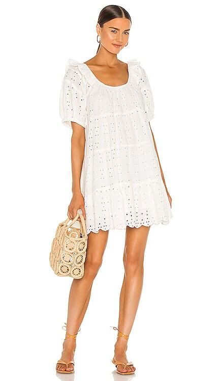 Ferris Mini Dress Cleobella $218 NEW