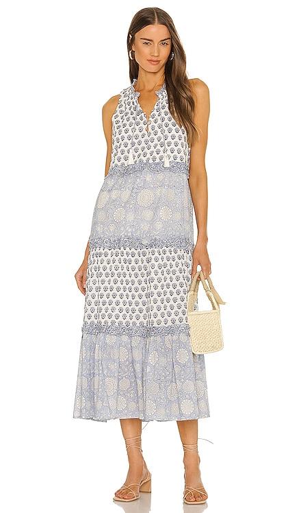 Maddelyn Maxi Dress Cleobella $238 NEW