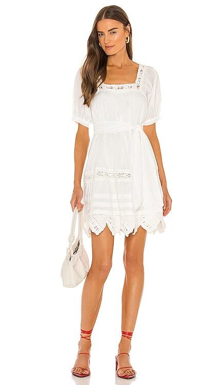Petal Mini Dress Cleobella $188 NEW
