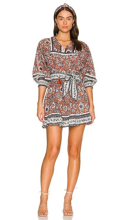 Maggie Mini Dress Cleobella $198 NEW