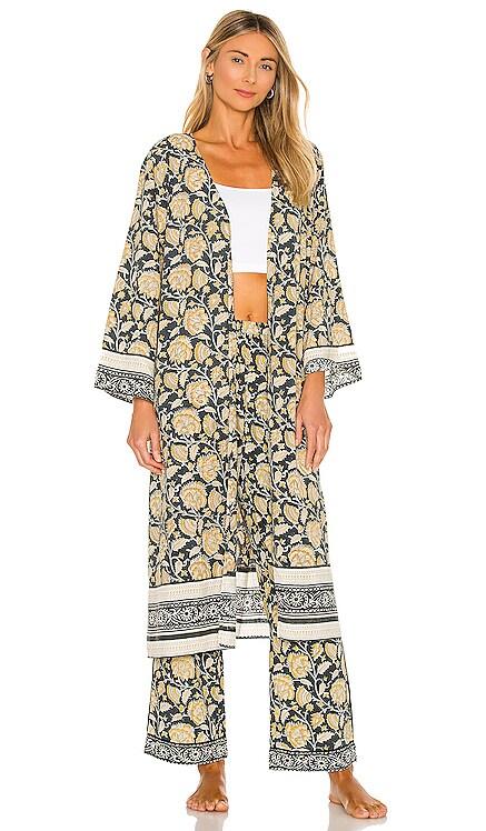 Garnet Mini Kimono Cleobella $135 Sustainable