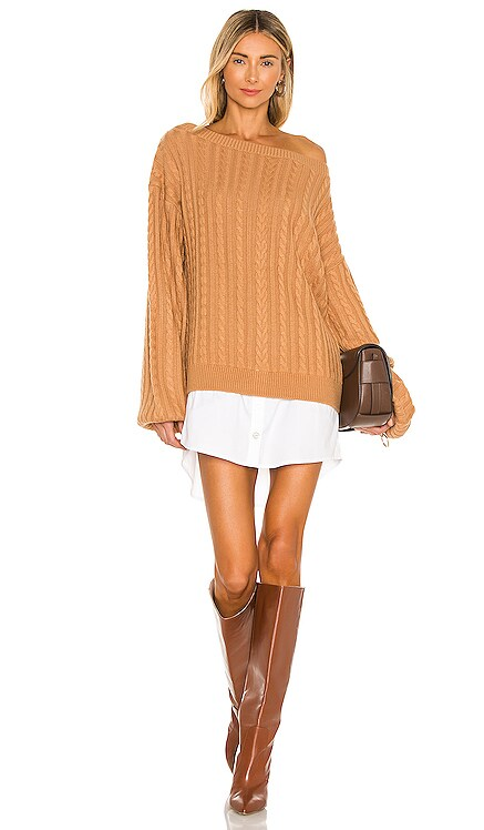 Gloria Sweater Caroline Constas $395 BEST SELLER