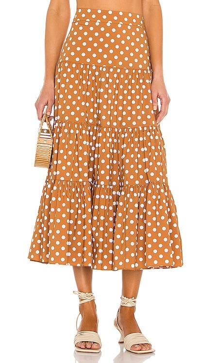 Peasant Skirt Caroline Constas $495