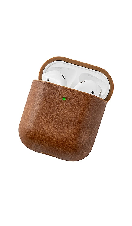 Leather Airpod Case Courant $45 NEW