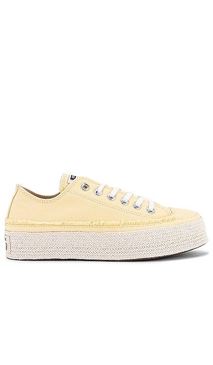 Chuck Taylor All Star Espadrille Platform Sneaker Converse $70