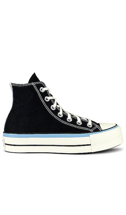 Chuck Taylor All Star Lift Hi Sneaker Converse $70 NEW