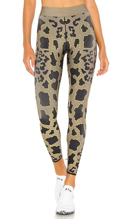 Twill Cheetah Legging cor designed by ultracor $130 NEW