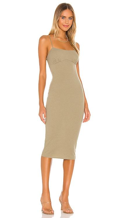 Claudia Midi Dress Camila Coelho $148