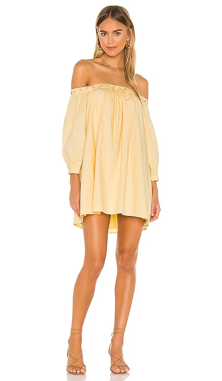 Pedra Mini Dress Camila Coelho $168 NEW