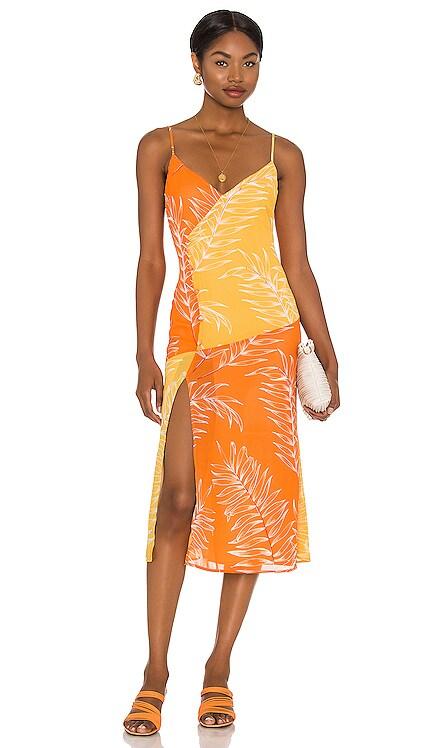 Vivienne Midi Dress Camila Coelho $188 NEW