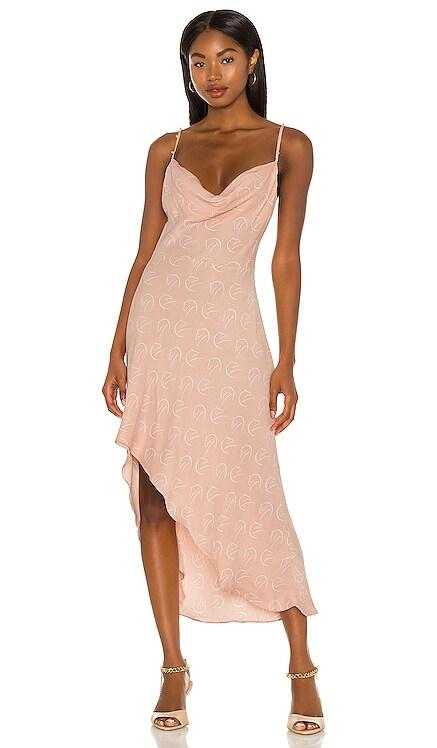 Otavia Slip Dress Camila Coelho $228 NEW