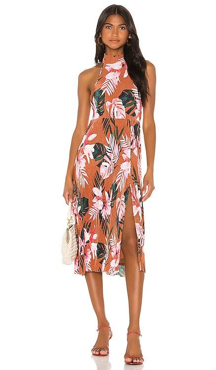 Cassy Midi Dress Camila Coelho $105