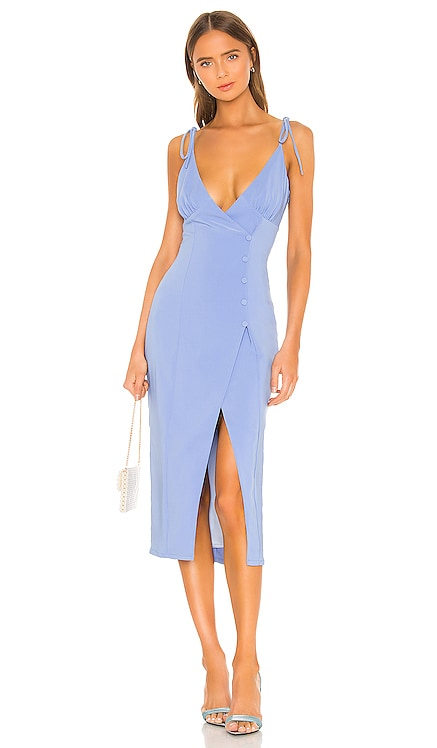 Aaliyah Midi Dress Camila Coelho $180 BEST SELLER