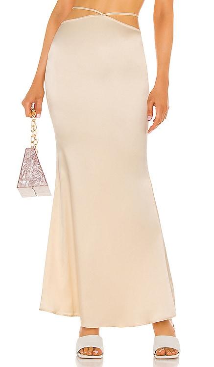 Jaida Maxi Skirt Camila Coelho $168 NEW