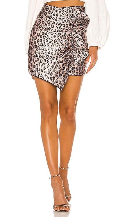 Salli Mini Skirt Camila Coelho $63