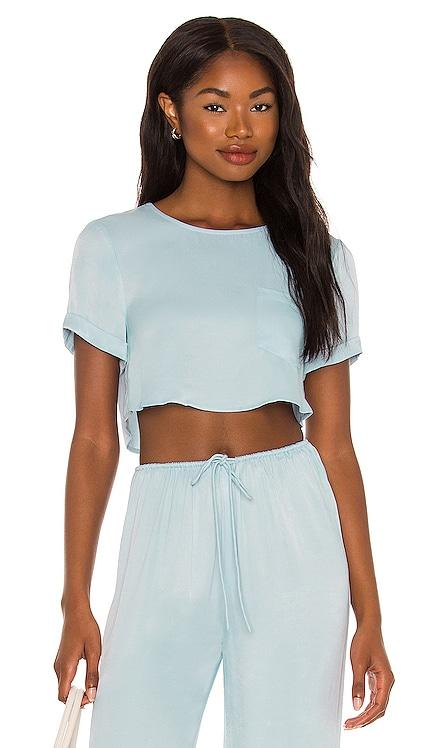 JOLIE 크롭 티셔츠 Camila Coelho $138 NEW