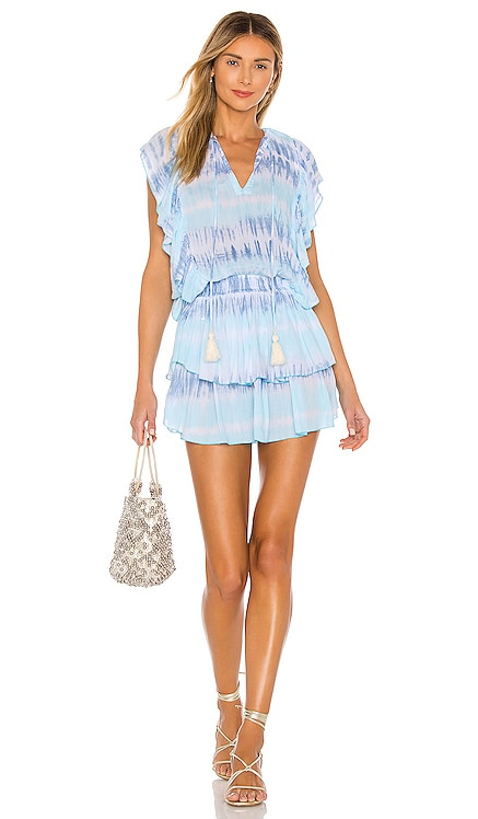 Quinn Tie Dye Tunic coolchange $238 NEW ARRIVAL
