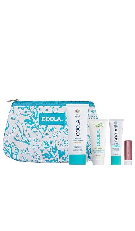 Mineral Essentials Reef-Safe Travel Kit COOLA $40
