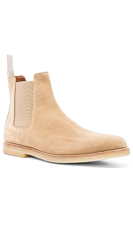 Suede Chelsea Boots Common Projects $529